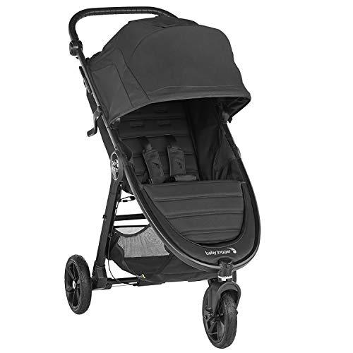 Baby Jogger City Mini GT2 leichter Kinderwagen | für jedes Gelände | Schneller Einhand-Faltmechanismus | Jet...