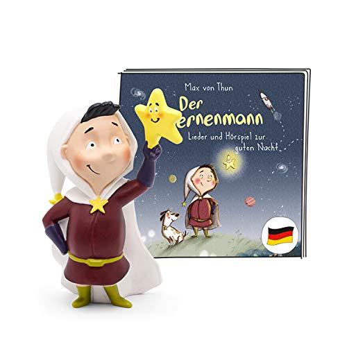 tonies Hörfigur für Toniebox, Der Sternenmann – Lieder und Hörspiel zur Guten Nacht, für Kinder ab 3...