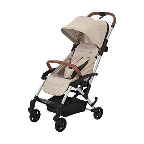 Maxi-Cosi Laika kompakter Kombi-Kinderwagen ideal für unterwegs Leicht, kompakt und flexibel, nomad sand,...