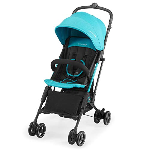 Kinderkraft Kinderwagen MINI DOT, Liegebuggy, Sportwagen, Ultraleicht 5,6 kg, Aluminium, Schnelles...