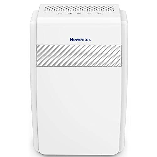 Newentor Luftreiniger mit H13 HEPA Filter, Luftreiniger gegen Rauchgeruch, Raumgröße bis zu 55 ㎡,...