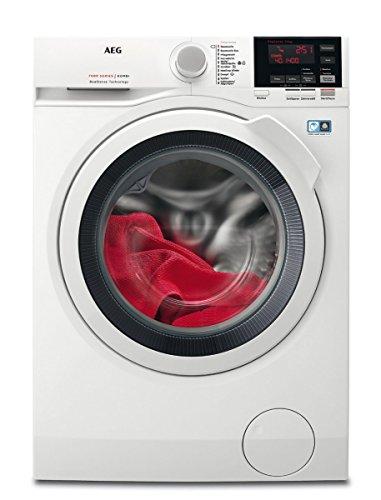 AEG L7WB64474 Waschtrockner / DualSense – schonende Pflege / 7,0 kg Waschen / 4,0 kg Trocknen /...