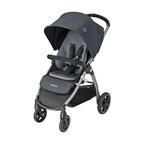 Maxi-Cosi Gia, Kompakter Kinderwagen mit Bequemem Sitz, Nutzbar ab der Geburt bis ca. 4 Jahre (max. 22 kg),...