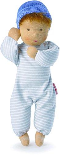 Käthe Kruse Schatzi Paulchen Puppe - die Waldorfpuppe für Babys