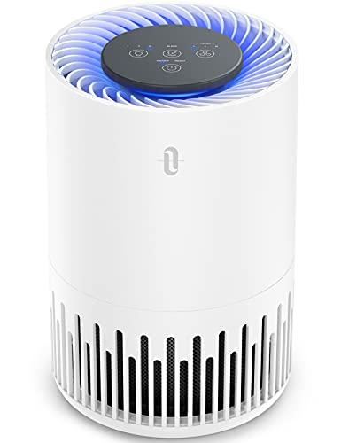 TaoTronics Luftreiniger TT-AP001 Air Purifier mit 3-in-1 HEPA Filter 20m² 4 Lüfterstufen 99,97%...