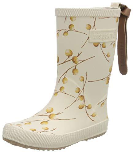 Bisgaard Fashion Rain Boot, Creme, 28 EU