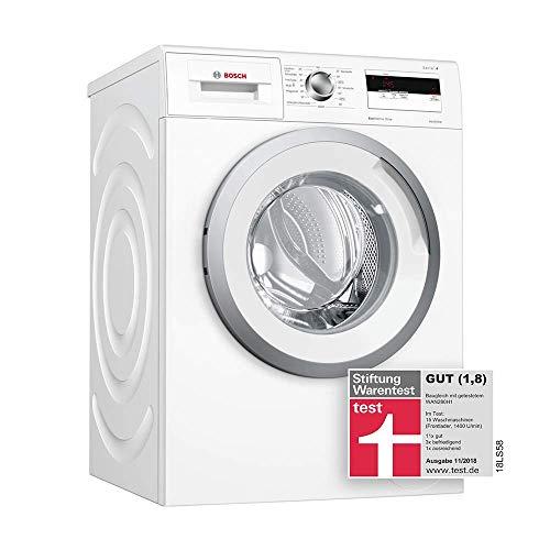Bosch WAN28040 Serie 4 Waschmaschine Frontlader / A+++ / 137 kWh/Jahr / 1400 UpM / 6 kg / EcoSilence Drive /...