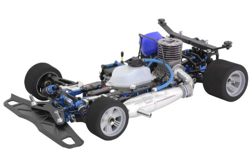 KM-Racing 31201000 Ferngesteuertes RC Auto KM K8 Killer Eight GP On-Road Wettbewerbsfahrzeug 4WD M1:8