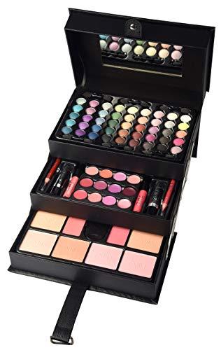 ZMILE Cosmetics Schminkkoffer Beauty Case, schwarz, 1er Pack