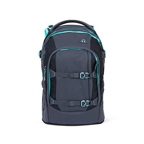 Satch pack Schulrucksack - ergonomisch, 30 Liter, Organisationstalent - Mint Phantom - Mint