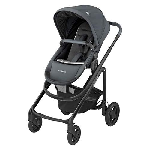 Maxi-Cosi Lila CP Komfortabler Buggy-Kinderwagen, zusammenklappbar, 6 Monate bis 4 Jahre, 0-22 kg, Essential...