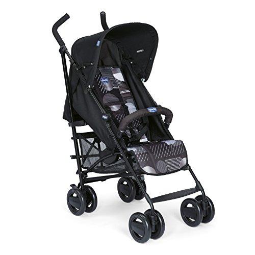 Chicco London Up Leichter Zusammenklappbarer Kinderwagen von 0 Monaten bis 15 kg, Verstellbarer und Kompakter...