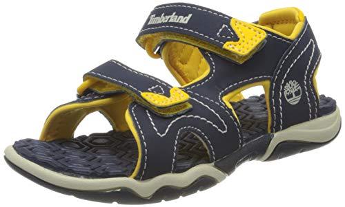 Timberland Active Casual Sandal FTK_Adventure Seeker 2 Strap Sandal, Unisex-Kinder Sandalen, Blau (BLUE), 29...