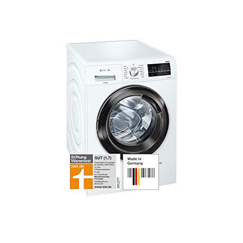 Siemens WM14G400 iQ500 Waschmaschine / 8kg / C / 1400 U/min / Outdoor Programm / varioSpeed Funktion /...