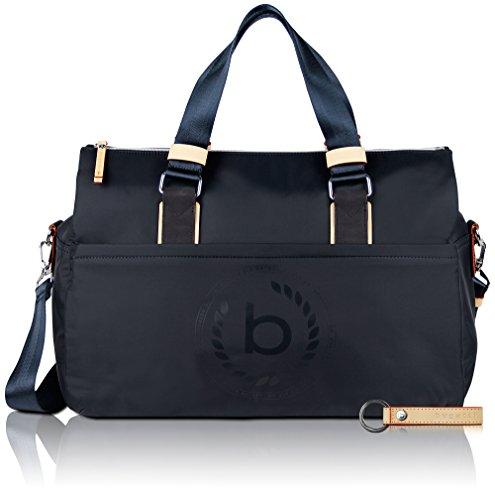 bugatti Ladies Lido - Reisetasche mit RFID Fach für Damen, Navy blau