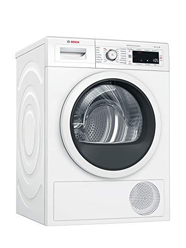 Bosch WTW87541 Serie 8 Wärmepumpen-Trockner / A++ / 259 kWh/Jahr / 9 kg / Weiß mit Glastür / AutoDry /...