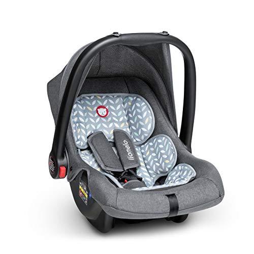 Lionelo Noa Plus Auto Kindersitz Babyschalle ab Geburt bis 13 kg Fußabdeckung Sonnendach leichte Konstruktion...