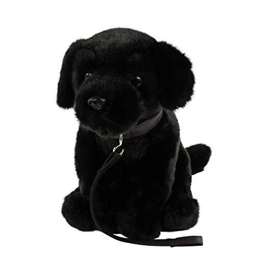 Teddys Rothenburg Labrador schwarz Kuscheltier 35 cm Plüschtier Hund