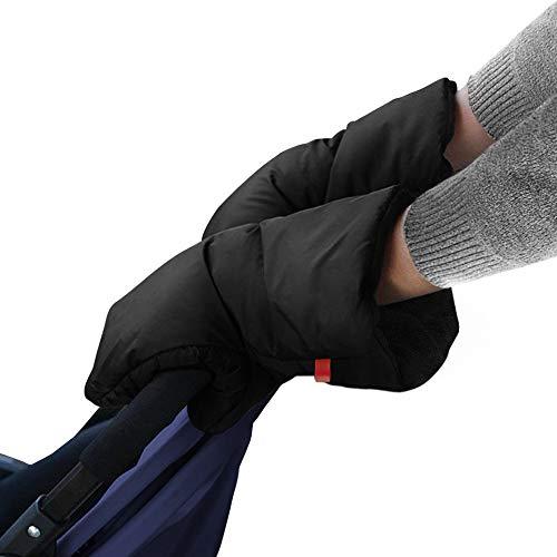 Handwärmer, otumixx Handschuhe Kinderwagen Handmuff mit warme Fleece und Baumwolle Innenseite, Wasserfest...