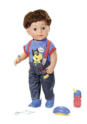 Zapf Creation 825365 Baby Born Brother, bunt