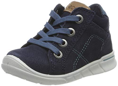 ECCO Unisex Baby First Sneaker, Blau (Night Sky 1303), 26 EU