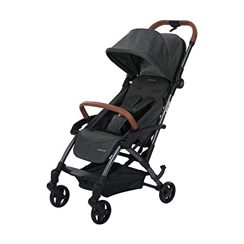 Maxi Cosi Laika Baby-Kinderwagen, ultra-kompakter und federleichter Buggy von der Geburt an, einfacher...
