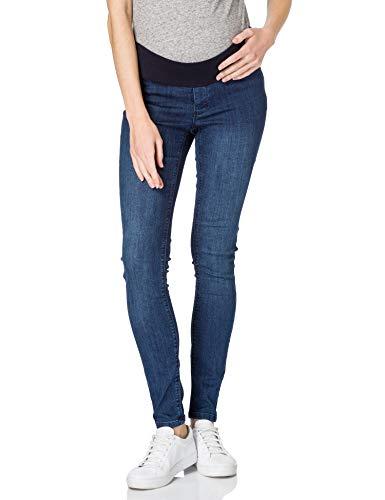 ESPRIT Maternity Damen Jegging UTB Jeans, Darkwash-910, 38/32