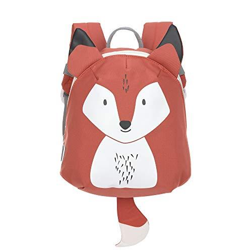 LÄSSIG Kleiner Kinderrucksack für Kita Kindertasche Krippenrucksack mit Brustgurt/Tiny Backpack, 20 x 9 x 24...
