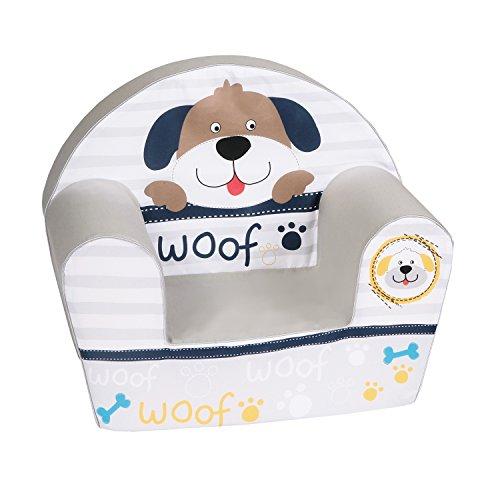 Knorrtoys 68339 - Kindersessel - 'Woof'