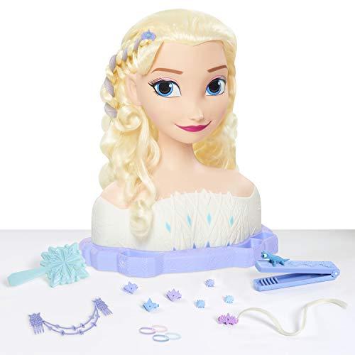 Frozen 2 Deluxe ELSA Styling Head
