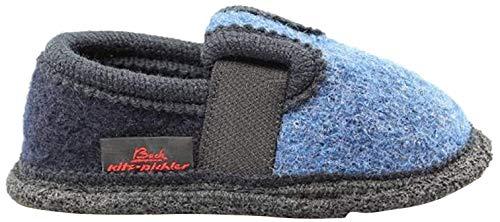 Beck Bobby 756, Unisex-Kinder Hausschuhe, Blau (blue), EU 29