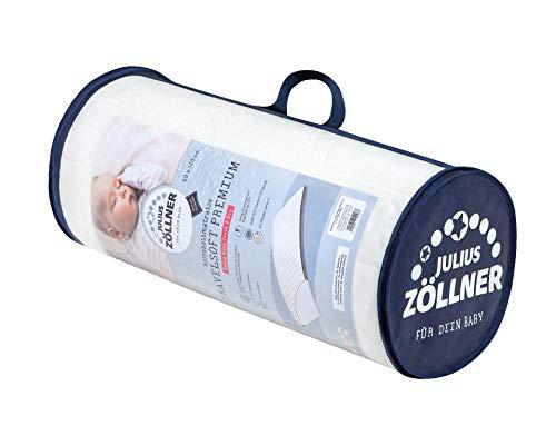 Julius Zöllner Reisebettmatratze Travelsoft Premium, Schadstoffgeprüft nach Standard 100 by OEKO-TEX, 60...