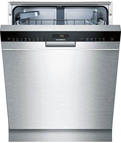 Siemens iQ500 SN458S00IE Halb eingebauter Geschirrspüler 13 Gedecke A +++ - Geschirrspüler (Teil eingebaut,...
