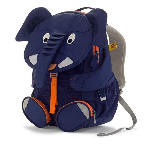 Affenzahn Kinderrucksack für 3-5 Jährige im Kindergarten - Elefant