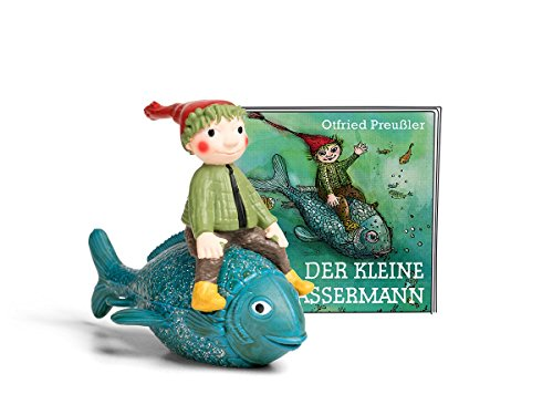 tonies Hörfiguren für Toniebox - Der kleine Wassermann - Der kleine Wassermann - ca. 112 Min. - Ab 5 Jahre...