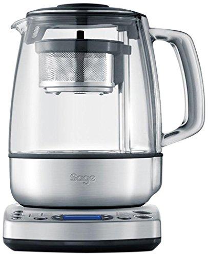 Sage Appliances STM800 the Tea Maker, Teeautomat, 1,5 Liter, Edelstahl