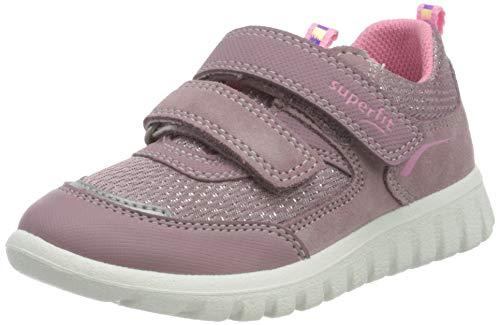 Superfit SPORT7 Mini Gore-TexSneaker Lauflernschuh, LILA/ROSA, 23 EU