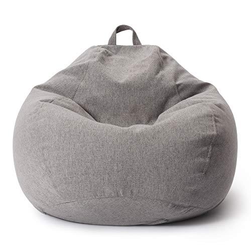 Lumaland Comfort Line XXL Sitzsack Indoor - 100x120x50 cm - extrem weich und robust - Bodenkissen, Bean Bag...