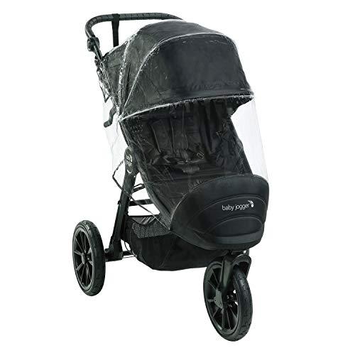 Baby Jogger 2105021 Kinderwagen-Wetterschutz und -Regenschutz | für City Elite2, City Mini2 (Dreirädrig)...