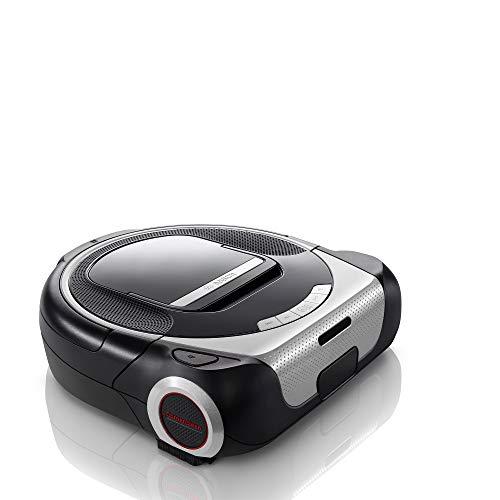 Bosch Saugroboter Roxxter Serie 6 BCR1ACDE, Roboter-Staubsauger mit Laser-Navigation, Home Connect & Alexa...