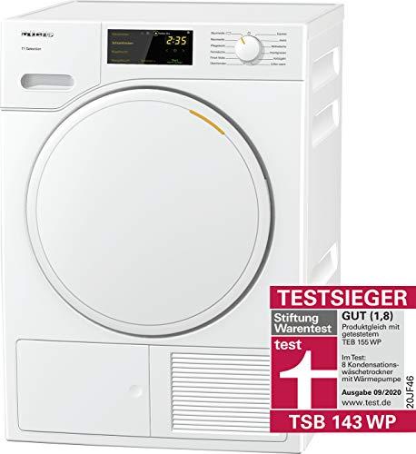 Miele TSB 143 WP Wärmepumpentrockner / 7kg Schontrommel / 24h Startvorwahl / Trommelbeleuchtung / 11...