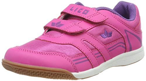 Lico Mädchen Active Boy V Multisport Indoor Schuhe, Pink (Pink/Lila), 31 EU