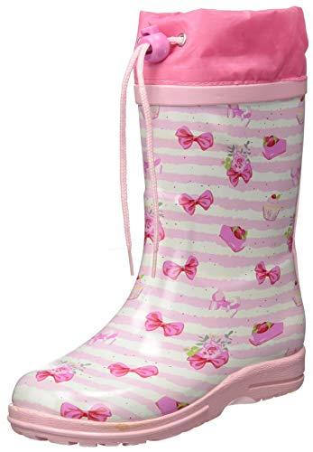 Beck Mädchen Cupcake Gummistiefel, Pink (Rosa 03), 28 EU