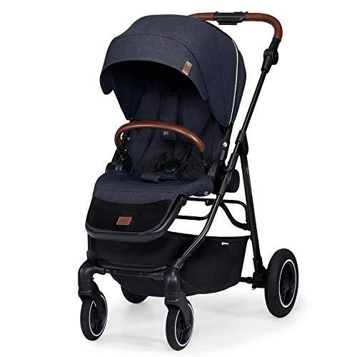 Kinderkraft Kinderwagen ALLROAD, Sportwagen, Kinderbuggy, Liegebuggy, Zusammenklappen, Liegeposition, mit UPF...
