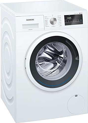 Siemens iQ300 WM14N140 Waschmaschine / 6,00 kg / A+++ / 137 kWh / 1.400 U/min / Schnellwaschprogramm /...