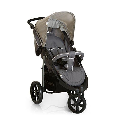 Hauck Viper SLX Buggy bis 25 kg, Dreiradwagen mit Liegefunktion für Kinder ab Geburt, klein zusammenklappbar,...