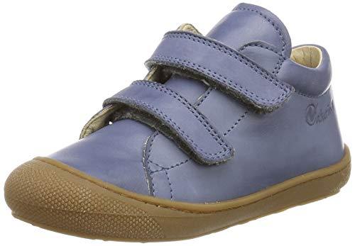 Naturino Unisex-Kinder Cocoon Vl Gymnastikschuhe, Blau (Celeste 0c08), 25 EU