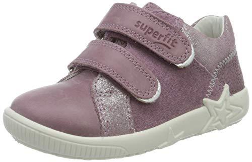 Superfit Mädchen Starlight Sneaker, Violett (Lila 90), 25 EU