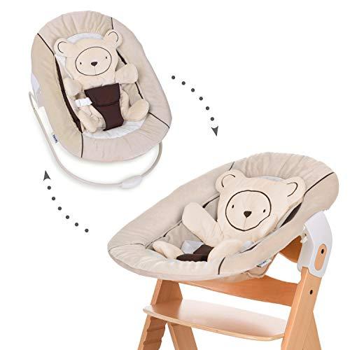 Hauck Neugeborenen Aufsatz / Alpha Bouncer 2in1 / von Geburt an nutzbar / mit sitzeinlage / kompatibel mit...