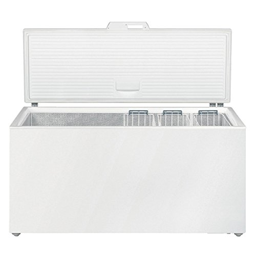 Liebherr GT6122 Freestanding 572 litre Comfort Chest Freezer White with SuperFrost FrostProtect and StopFrost...